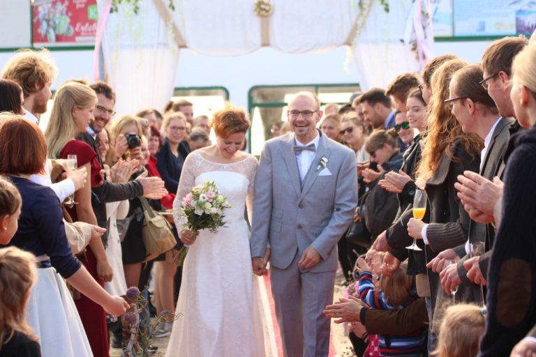 Hochzeitsfotograf Rostock Gruppenbild