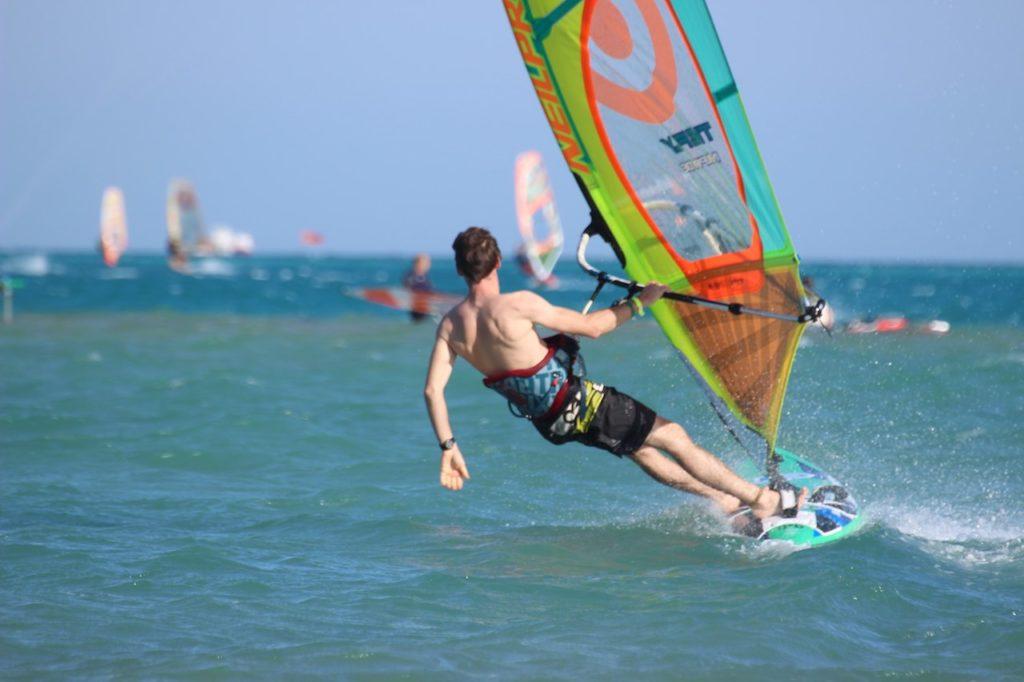Sportfotograf Rostock Windsurfen