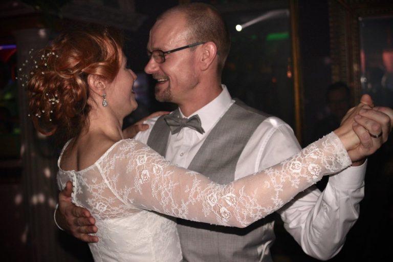 Hochzeitsfotograf Rostock Hochzeitstanz