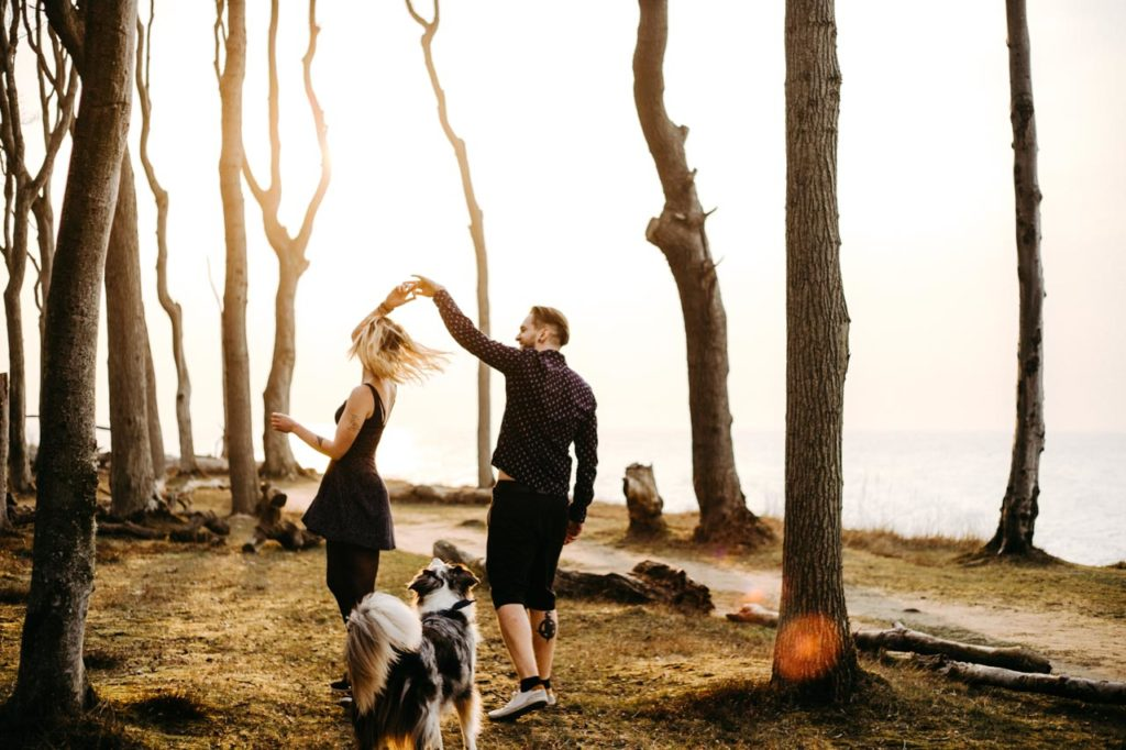 Dancing im Gespensterwald