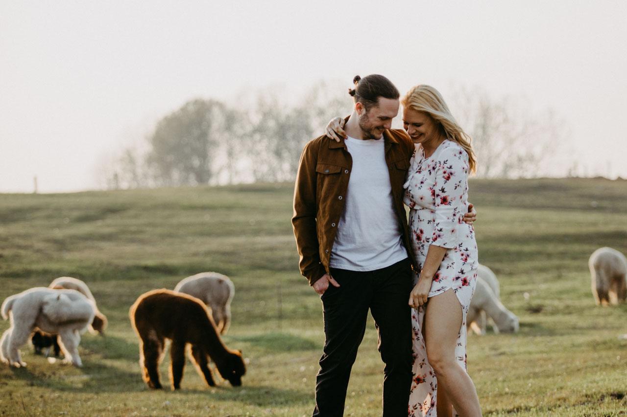 Vorshooting Hochzeitsfotografie