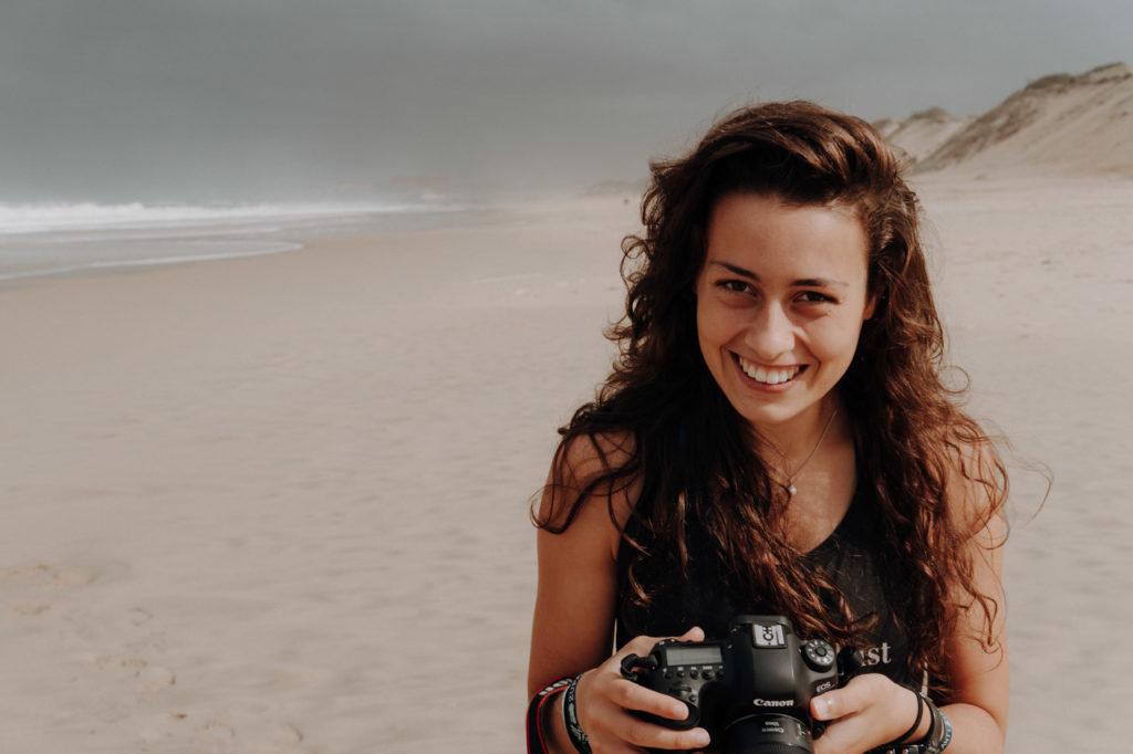 Miri fotografiert in Frankreich Atlantikküste