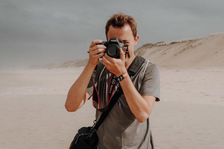 Micha Fotograf in Frankreich